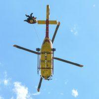Copyright - Daniel Liebl - CREW ÜBUNG Christophorus 1 Hubschrauber